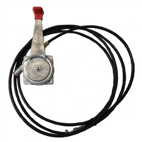 Throttle cable kit [71007911]